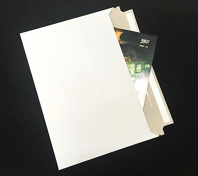 50x 215x275mm Heavy Duty Card Mailer Envelope Cardboard Tough bags 215mm A5 C5