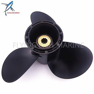Propeller 9 1/4 x 11 R for Suzuki DF9.9 DF15 DF20A DT9.9 DT15 58100-93743-019