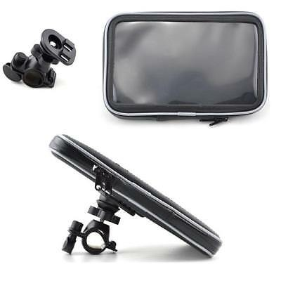 Motorcycle Handlebar Mount & Waterproof Case For Garmin Nuvi 2659LM 2699LMT-D