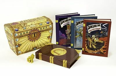 My Little Pony The Daring Do Adventure Collection 3 Books Set Children Gift Pack