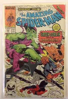 Amazing Spider-man #312 Green Goblin vs Hobgoblin