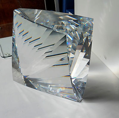 Swarovski  RAY PAPERWEIGHT  2002 LIMITED EDITION of 250  MINT / BOXED  287107