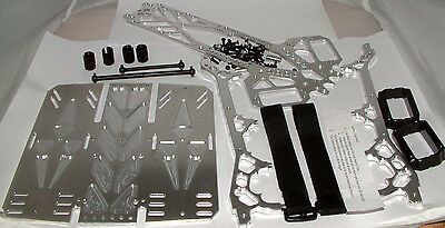 Traxxas E-Maxx 3905 & 3908 Flm Low Center Of Gravity Chassis Kit Flm10700