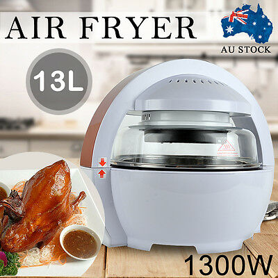 13L New 1300W Air Fryer Digital Multifunctional Oil Free Low Fat Healthy Cooker