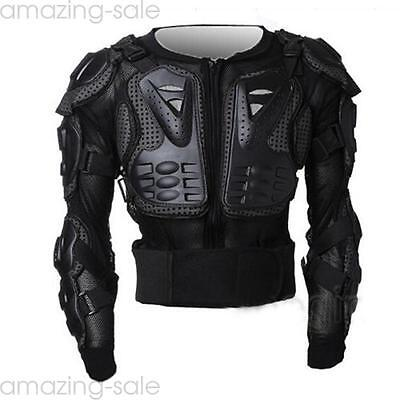 New Motorcycle Motor Bike Body Armor Racing Jacket Motorcross New S-XXXL