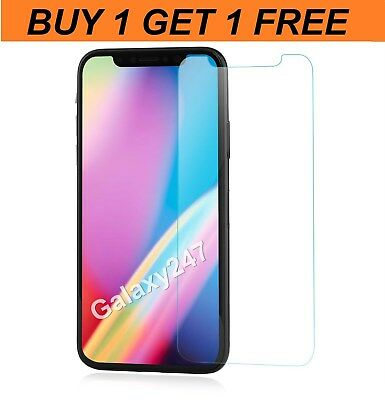100% Genuine Tempered Glass Film Screen Protector For Apple Iphone 8 Plus -New