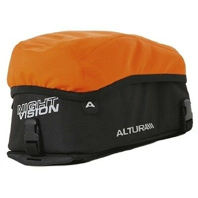 Altura Nightvision Rack Pack Cycling Storage Pannier Bag