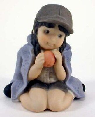 Kim Anderson PAAP Figurine w/Orange, Thank You For Being You, New In Box, 703362