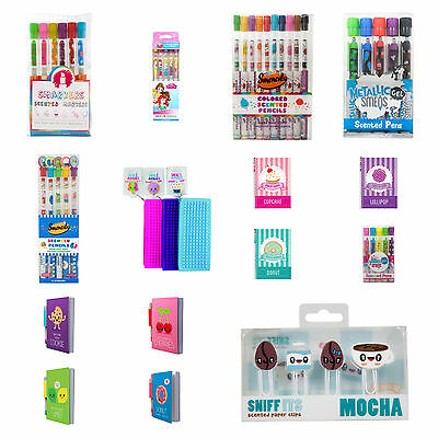 Smencils Scented Pens Pencils Crayons Markers Notebooks Stationary Disney