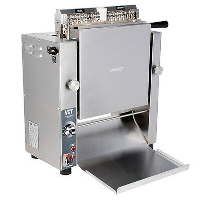 Star VCT13M Counterop Vertical Contact Toaster 1,700 Slices Per Hour