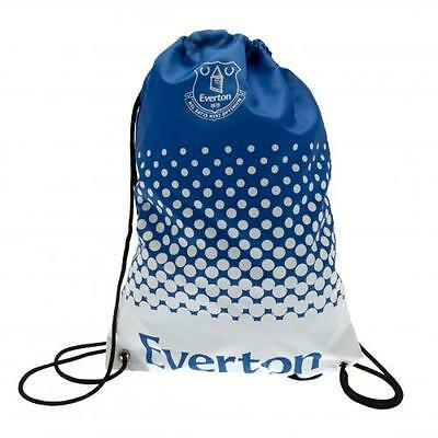 Everton Gym Bag Fade PE Swimming Fan Fun New Official Licensed Football Product