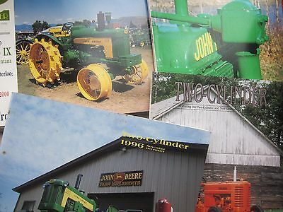 John Deere Two Cylinder Magazine 1994 Complete Year LOTS More Years Listed