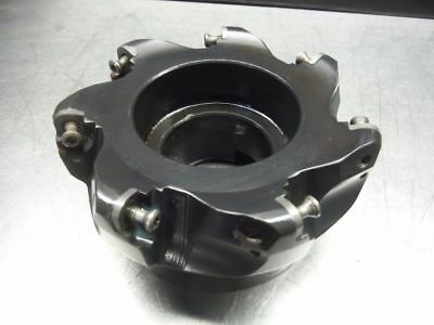 """Iscar 4"""" Indexable Facemill 1.5"""" Arbor FRCM D40 150 CP12 I (LOC2370)"""