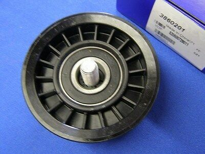 New Factory Volvo Penta Idler Pulley, 3860201