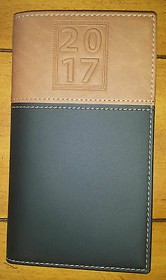 2017 Pocket Pal Calendar Planner Diary Personal Organizer With Notepad - NEW!!!