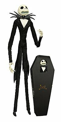 Nightmare Before Christmas MAR162254 Jack Unlimited Coffin Doll Action Figure