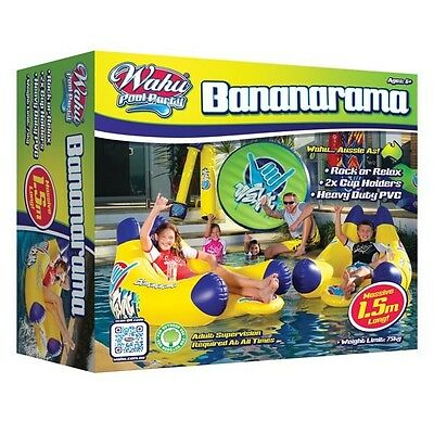 New Wahu Pool Party Bananrama Bma695 Inflatable Pool Toy