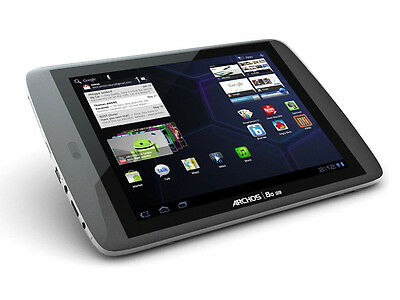 Archos A80 G9 501840 8-Zoll Android Tablet 8GB Schwarz