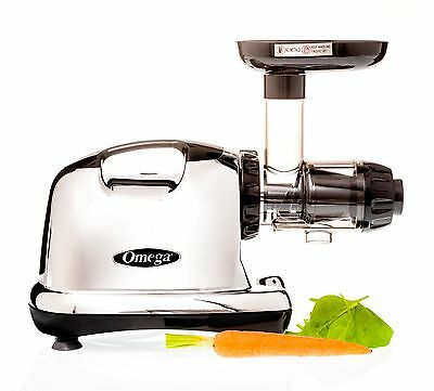 Omega 8006 Juicer And Nutrition Centre | Buy from Omega's UK Distributor