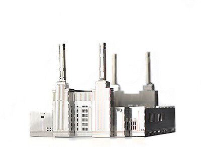 Battersea Power Station MONUmini Architectural Model Kit by Another-Studio