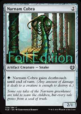 MTG Kaladesh KLD Choose your Common FOIL card (N-W) New Buy 2 save 25%