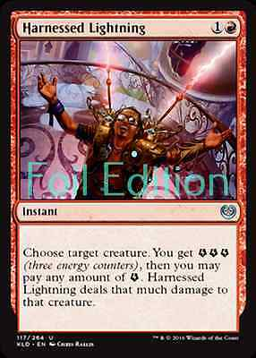MTG Kaladesh KLD Choose your uncommon Foil card (H-W) - New Buy 2 save 25%