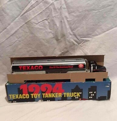 1994 TEXACO Toy Tanker Truck Battery Powered Collector's Series NOS IN BOX