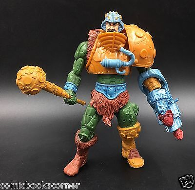 He-Man & Masters of the Universe 200X MAN AT ARMS 100% Complete MOTU