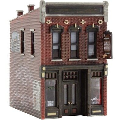Woodland Scenics Sully's Tavern Building (N Scale) BR4940 WOOBR4940