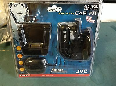 New Sealed Ks-K6012 Sirius Car Kit For Kt-Sr2000 Or Kt-Sr3000   Jvc