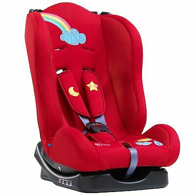 MyChild Chilton Child Car Seat - From Birth To 4 Years - Group 0 / 1 - Red