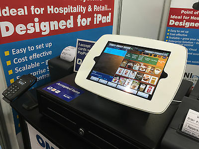 IPad POS Bump Screen software works on IPad air, Mini and pro