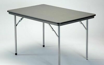 Isabella Rectangular 120 x 80 cm Camping Table - Strong & Sturdy