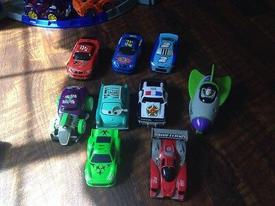 Fisher-Price Stock Car - Shake and Go Racers ONE EACH