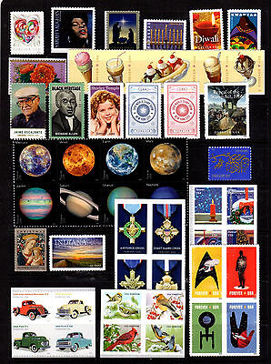 2016 Complete Commemorative Year set  (123 Stamps) - MNH
