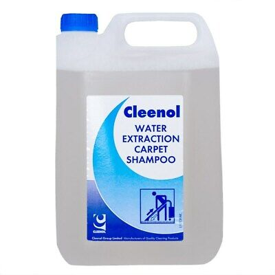 Extraction Carpet Shampoo - 5 Litres