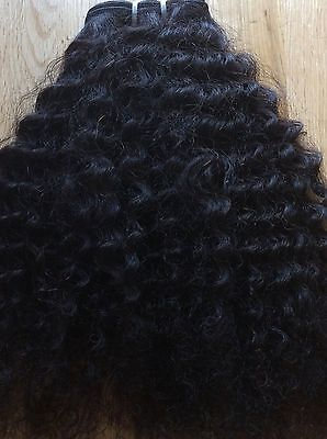 18 Inch Raw Indian Remy Human Hair Weft