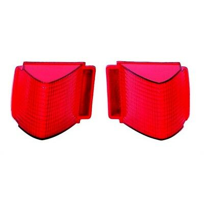 67 Chevelle Tail Lamp / Light Lens - Pair