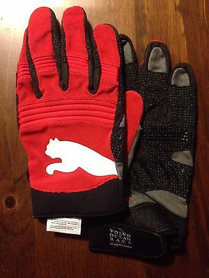 Puma Sailing Gloves - Volvo Ocean Race Size Large