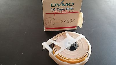 DYMO Yellow label tape 5306-07. 1 Roll