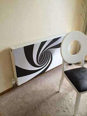 Radwraps Magnetic Radiator Covers-Printed With Your Own Pictures Or One of Ours