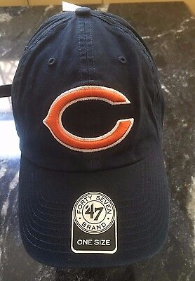 94b56c903 CHICAGO BEARS 47 Brand Cap Adjustable Battalion MVP Hat NFL -  22.00 ...