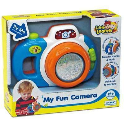Little learner my fun camera fun camera toy for babies