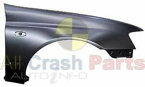 All Crash Guard - Front for FORD FALCON 2D Ute RWD BA, BF 02~08  ((Right) ,   Ri