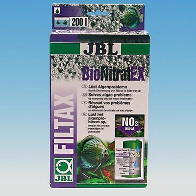 JBL Bionitratex 240g Biological filtermaterial for the removal of nitrate