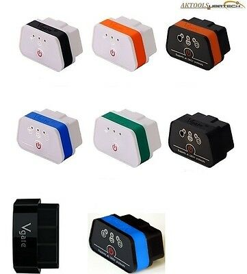 Vgate iCar 2 Bluetooth OBD OBD2 Diagnose Android VW BMW Mercedes Opel Ford Volvo