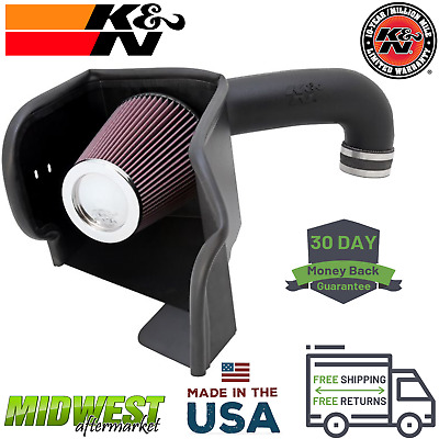 K&N Cold Air Intake Performance Kit For 2009-2019 Dodge Ram 1500 2500 5.7L Hemi