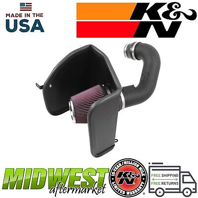 Fits Chevy Colorado 2015-2016 3.6L K/&N 63 Series Aircharger Cold Air Intake