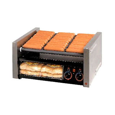 Star 30CBBC 30 Hot Dog Capacity Hot Dog Grill