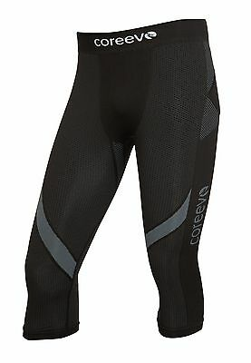 Coreevo Mallas 3/4 COMPRESSION 2.0 Running/Trail Running/Fitness